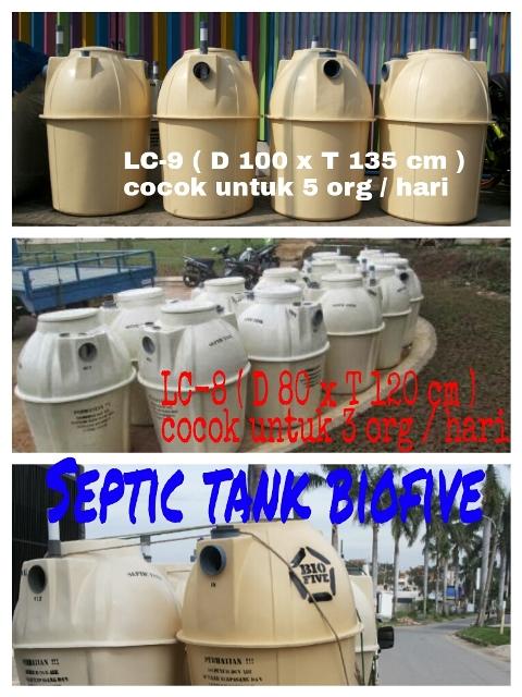 biofive lc series, septic tank biofive