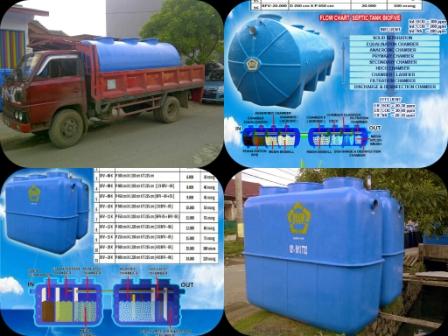 septic tank biofive STP system